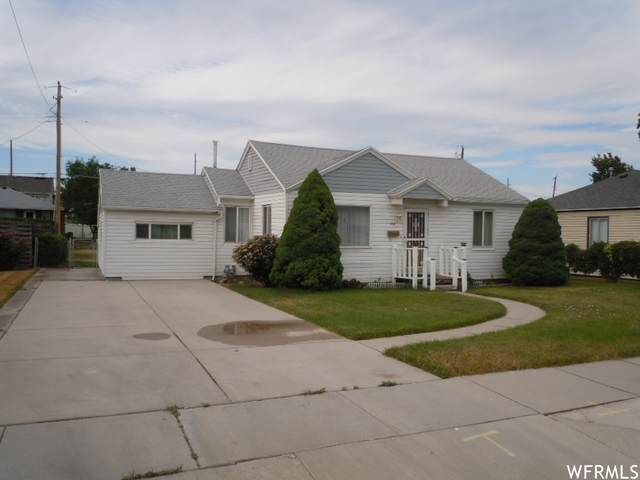 342 E Leslie Ave, Salt Lake City, UT 84115 (#1751091) :: C4 Real Estate Team
