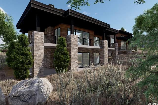 9741 N Hidden Loop, Park City, UT 84098 (MLS #1751093) :: High Country Properties