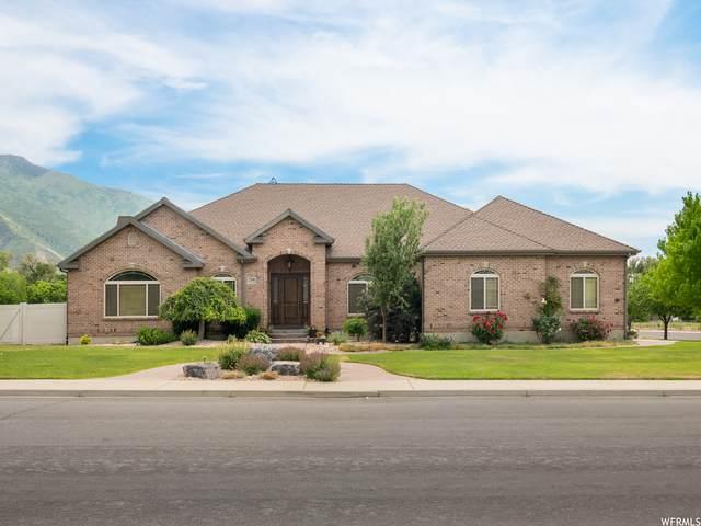 2398 E Deer Creek Way S, Springville, UT 84663 (#1751097) :: C4 Real Estate Team