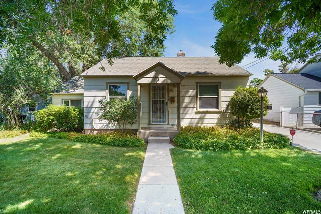 1479 E Woodland Ave S, Salt Lake City, UT 84106 (#1751124) :: C4 Real Estate Team