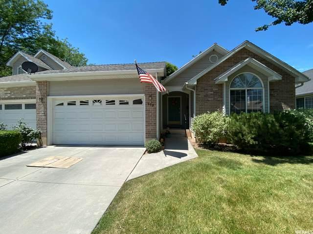 379 N 2420 W, Provo, UT 84601 (#1751128) :: C4 Real Estate Team