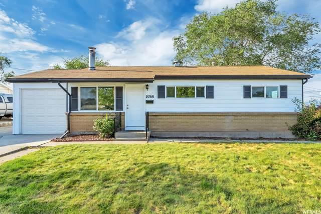 5066 W 5400 S, Salt Lake City, UT 84118 (#1751142) :: Utah Real Estate