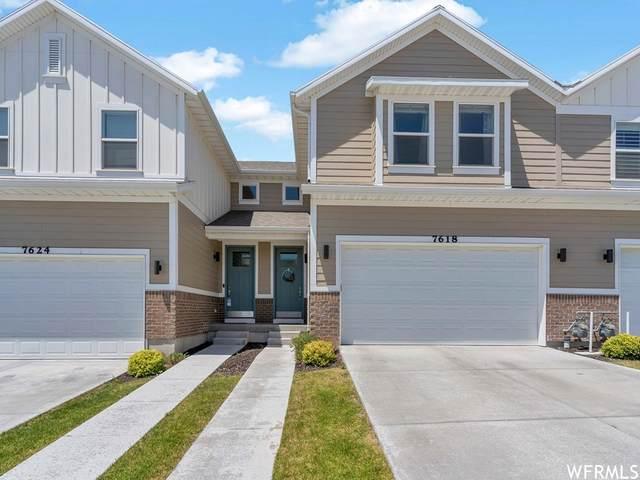 7618 S Tellur Dr W, West Jordan, UT 84081 (#1751143) :: Utah Best Real Estate Team | Century 21 Everest