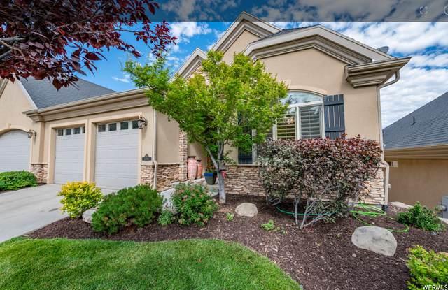 13960 S Knoll Hollow Ln, Draper, UT 84020 (#1751151) :: Utah Real Estate
