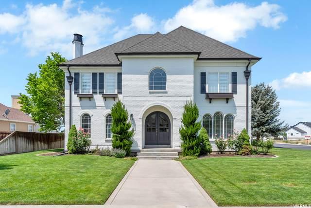510 S 130 W, Orem, UT 84058 (#1751154) :: Berkshire Hathaway HomeServices Elite Real Estate