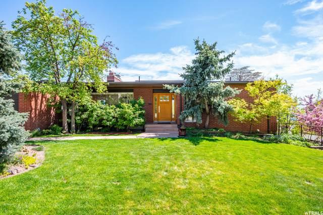 516 E 14TH Ave, Salt Lake City, UT 84103 (#1751170) :: C4 Real Estate Team