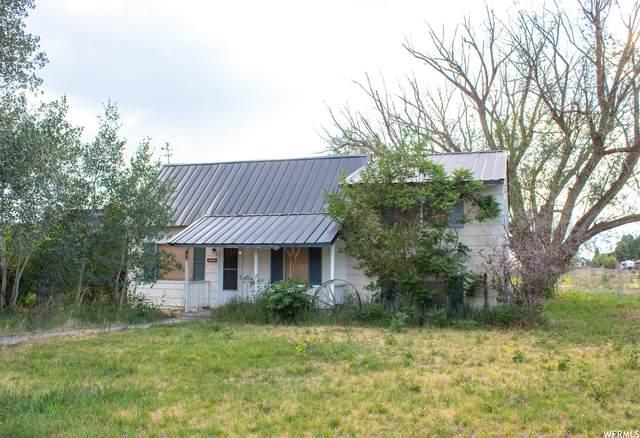 1270 S 2400 E, Heber City, UT 84032 (#1751171) :: Utah Real Estate