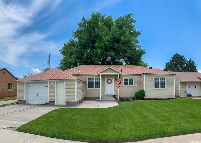 33 W 100 S, Lewiston, UT 84320 (#1751172) :: Utah Real Estate