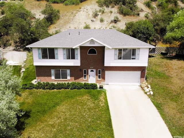 649 E 700 N, Springville, UT 84663 (#1751230) :: C4 Real Estate Team
