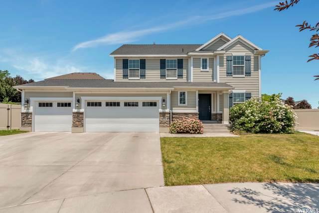 8034 S Pine Lake Cir, West Jordan, UT 84081 (#1751240) :: Utah Best Real Estate Team | Century 21 Everest