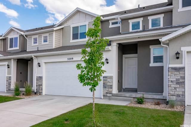 5209 W Copeland Dr, Herriman, UT 84096 (#1751252) :: C4 Real Estate Team