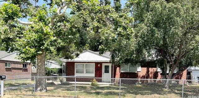 1426 W 2320 S, West Valley City, UT 84119 (#1751254) :: C4 Real Estate Team