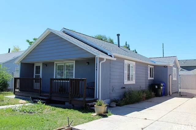 244 E Leslie Ave, Salt Lake City, UT 84115 (#1751280) :: Utah Real Estate