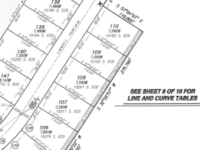 15201 S Eagle Crest Dr, Draper, UT 84020 (MLS #1751300) :: Lookout Real Estate Group