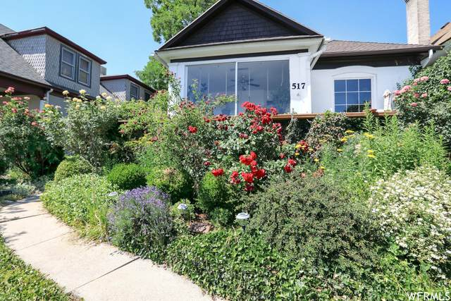 517 E Eighth Ave, Salt Lake City, UT 84103 (MLS #1751306) :: Lookout Real Estate Group