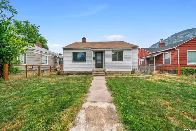 821 E 50 S, Provo, UT 84606 (#1751321) :: Utah Real Estate