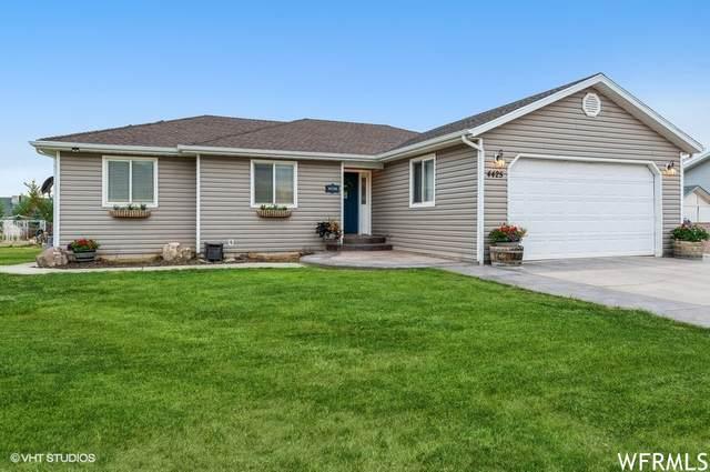 4425 N Marshal Trl, Enoch, UT 84721 (#1751324) :: Berkshire Hathaway HomeServices Elite Real Estate