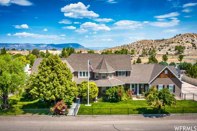 475 E Union St, Manti, UT 84642 (MLS #1751353) :: Lookout Real Estate Group