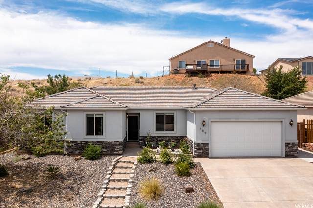 689 W Lava Point Dr, St. George, UT 84770 (#1751404) :: Colemere Realty Associates
