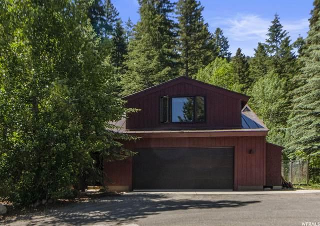 125 Parkview Cir, Park City, UT 84098 (#1751414) :: Utah Best Real Estate Team | Century 21 Everest