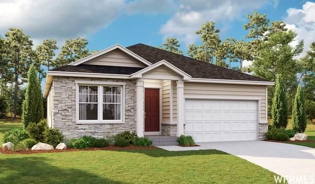 6271 W Antelope Flat Way S #352, Herriman, UT 84096 (MLS #1751463) :: Lookout Real Estate Group