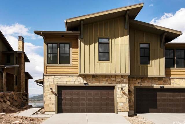 11725 N Shoreline Dr #67, Hideout, UT 84036 (MLS #1751468) :: High Country Properties