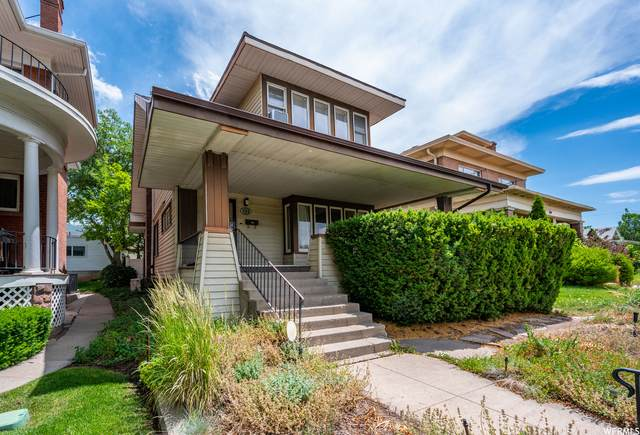255 S Douglas St, Salt Lake City, UT 84102 (#1751484) :: Colemere Realty Associates