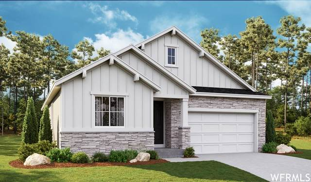 6354 W Antelope Flat Way S #314, Herriman, UT 84096 (MLS #1751496) :: Lookout Real Estate Group