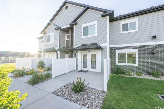 180 W 1575 N #104, Logan, UT 84341 (#1751536) :: Utah Best Real Estate Team | Century 21 Everest