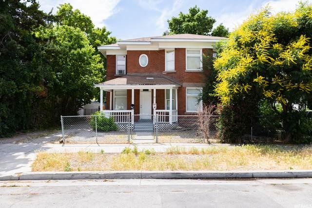 60 S 800 W, Salt Lake City, UT 84104 (#1751548) :: Utah Best Real Estate Team | Century 21 Everest