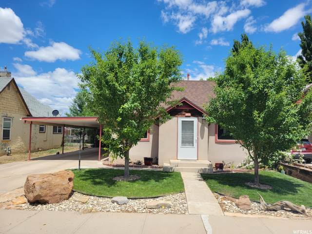 469 E 400 N, Roosevelt, UT 84066 (#1751615) :: Bustos Real Estate | Keller Williams Utah Realtors