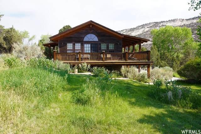 515 E Boulder Pines Rd N, Boulder, UT 84716 (MLS #1751630) :: Summit Sotheby's International Realty