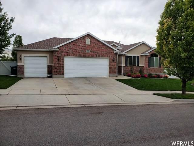 13642 S Crimson Patch Way W, Riverton, UT 84096 (#1751664) :: C4 Real Estate Team