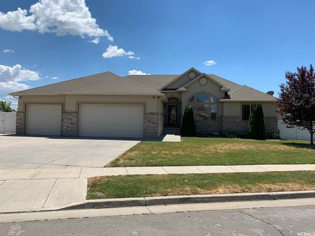 1559 W 775 S, Syracuse, UT 84075 (#1751667) :: UVO Group | Realty One Group Signature
