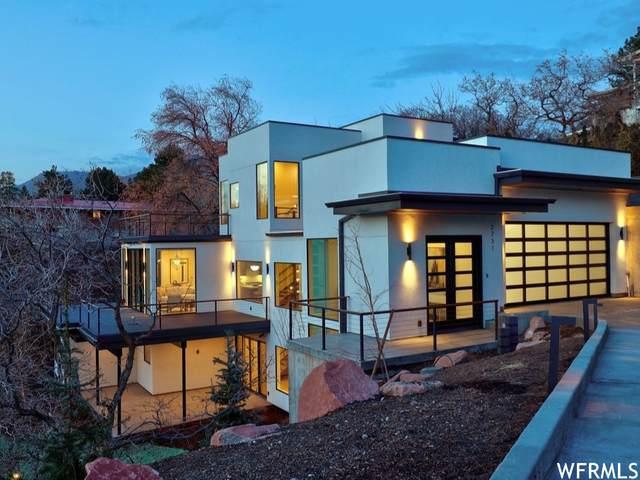 2733 E Comanche Dr, Salt Lake City, UT 84108 (#1751703) :: Utah Real Estate