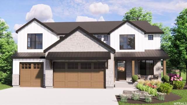 10212 S Dial Ct W Lot 1, South Jordan, UT 84095 (#1751730) :: Berkshire Hathaway HomeServices Elite Real Estate