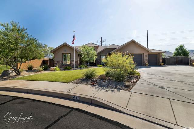 508 N 1910 W, St. George, UT 84770 (#1751739) :: Colemere Realty Associates