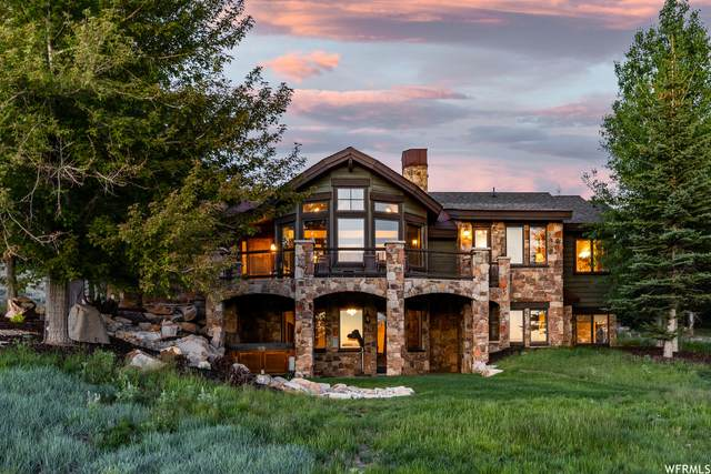 3382 E Westview Trl #10, Park City, UT 84098 (#1751748) :: UVO Group | Realty One Group Signature