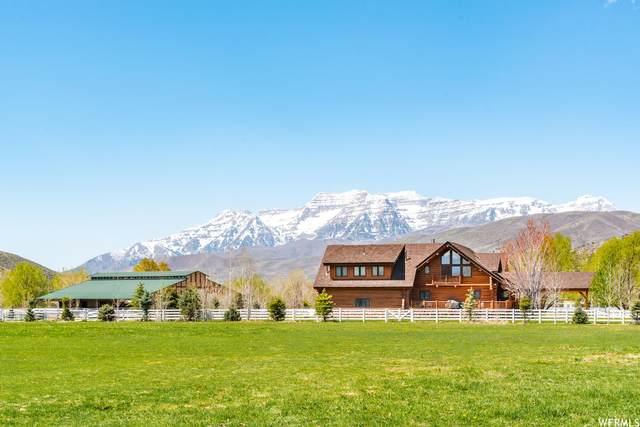 3121 W 3600 S, Heber City, UT 84032 (#1751767) :: Utah Real Estate