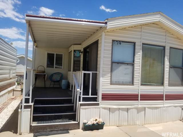 1225 N Dixie Downs Rd #136, St. George, UT 84770 (#1751886) :: Exit Realty Success