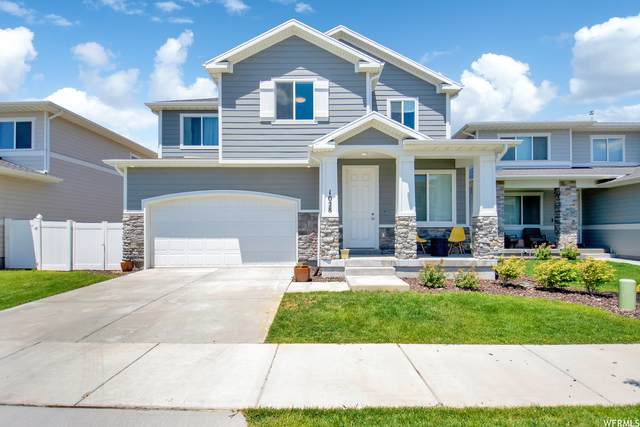 1028 W Heritage Crest Way S, Bluffdale, UT 84065 (MLS #1751937) :: Lookout Real Estate Group