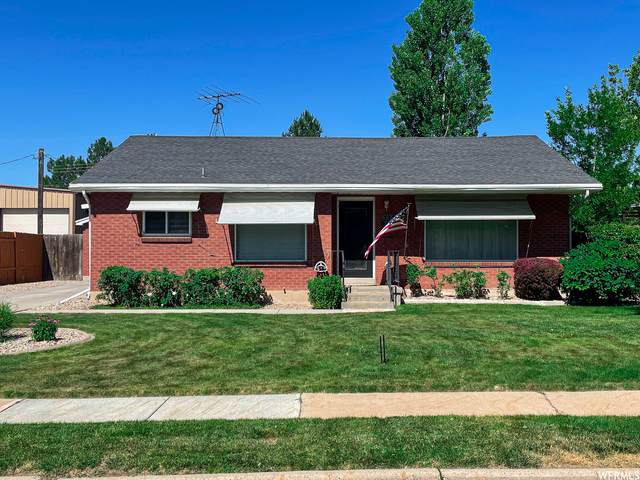 335 Aircraft Ave, Layton, UT 84041 (#1751950) :: UVO Group   Realty One Group Signature