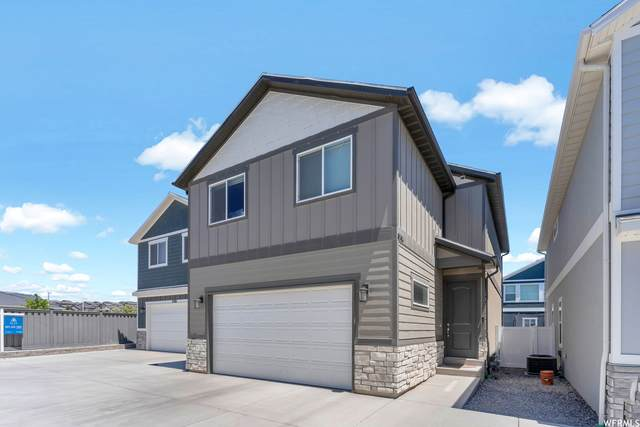 8704 N Pebble Aly H61, Eagle Mountain, UT 84005 (#1751977) :: UVO Group | Realty One Group Signature