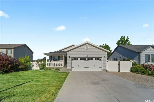 197 S East Ranch Rd, Grantsville, UT 84029 (#1751978) :: Doxey Real Estate Group
