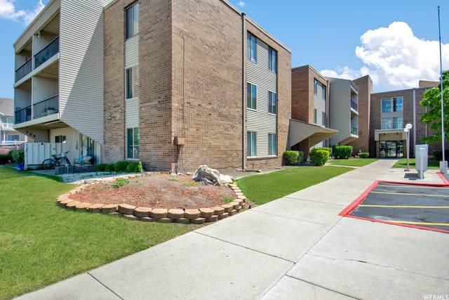 290 N 500 W #108, Bountiful, UT 84010 (#1751980) :: Utah Best Real Estate Team   Century 21 Everest