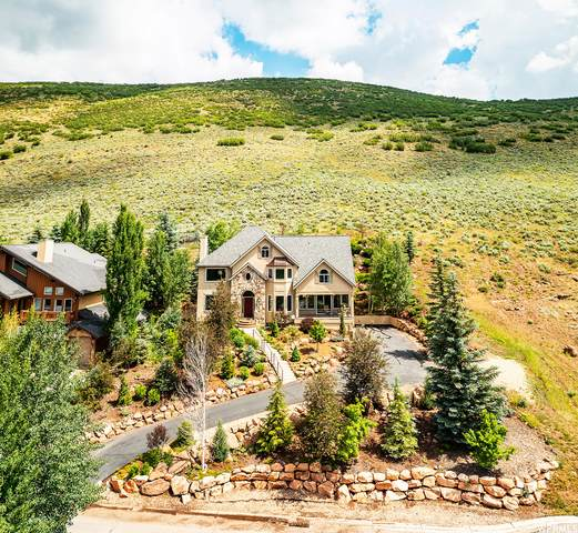 2898 W Daybreaker Dr, Park City, UT 84098 (#1751983) :: UVO Group   Realty One Group Signature