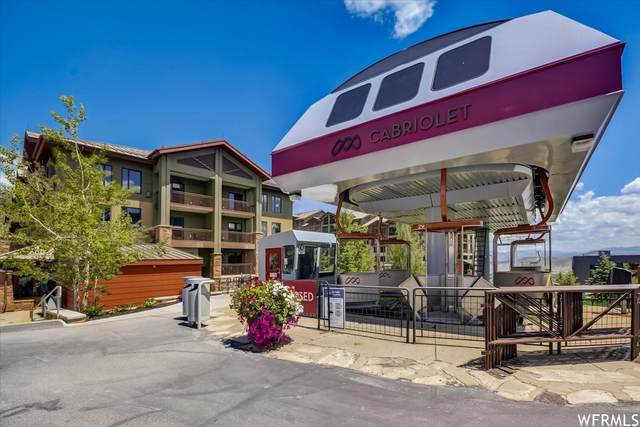 3855 Grand Summit Dr #259, Park City, UT 84098 (MLS #1752009) :: High Country Properties