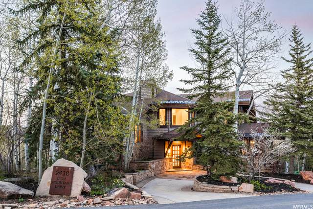 2418 Iron Mountain Dr, Park City, UT 84060 (#1752029) :: Doxey Real Estate Group