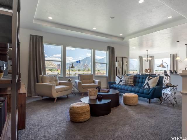 4806 N Emerald Ave #131, Eagle Mountain, UT 84005 (#1752083) :: Berkshire Hathaway HomeServices Elite Real Estate