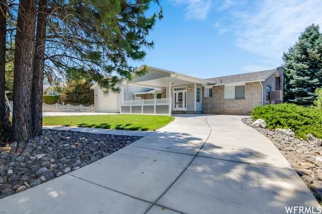 150 S Fremont Way, Elk Ridge, UT 84651 (MLS #1752097) :: Lookout Real Estate Group